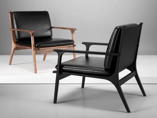Industry Lounge Armchair Objects Box Interiors